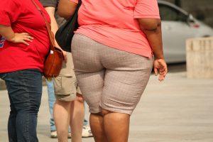 Mulher com obesidade